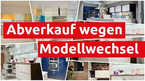 küchenabverkauf wegen modellwechsel küchenzentrum schüller