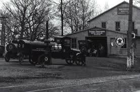 Featured Photos: 1917 Texaco Tanker Trucks | Reed Brothers Dodge ...