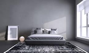 persischer teppich panbezia im schlafzimmer nain trading