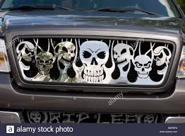 Skull Grille Motif On Vehicle Truck Front Stock Photo: 26303626 - Alamy Trex Grilles 62131 Sierra 1500 Main Grille Insert Torch Series Trex Ford Super Duty Revolver Wo Forward Facing Camera John Hiester Chevrolet Is A Fuquayvarina Dealer And New Truck Products Introduces Tough New Designs For 2015 12016 Black Mesh Upper 51546 Billet Custom Grills Your Car Truck Jeep Or Suv Amazoncom Oe Replacement Gmc Pickup Assembly Partslink Official 2018 Thread F150 Forum Skull Grille Motif On Vehicle Front Stock Photo 303626 Alamy 42015 70188 Ramsey Guard Winch Mounting Kit 32006 2500 3500 W