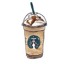 Drawn Starbucks Transparent 1
