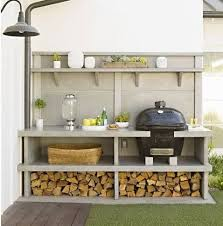 aménagement cuisine d été 15 idées pour aménager une cuisine d été à l extérieur barbecues