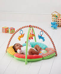 The Baby Safari Playmat is a fun fy and interactive