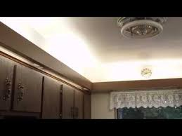 1950 s pre heat 4 foot fluorescent custom kitchen lighting