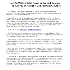 Tips To Writing A Good Cover Letters Akba Greenw Co With Writing A