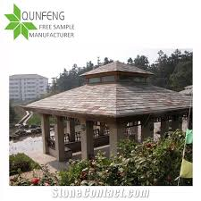 cheap price for brown slate roofing coating