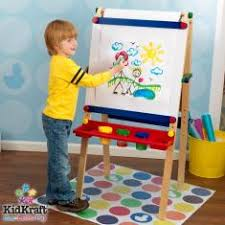 Kidkraft Easel Desk Espresso by Kids Easels Find A Kids Easel For Your Young Artist Today And Save
