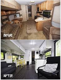 Camper RV Trailer Decor Outdoor Road Trip Adventure Planner Ideas