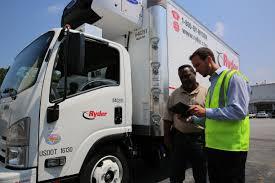 100 Rent Ryder Truck Leverages New Technology To Enhance Al