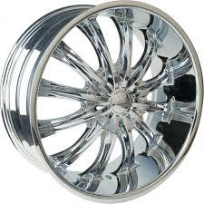 100 20 Inch Truck Tires Amazoncom Borghini B15 Chrome Wheels Tire Package Set