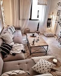 boho chic living wohnen wohnzimmer ideen wohnung wohnung