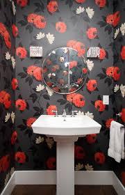 20 extravagante tapeten fürs gäste wc