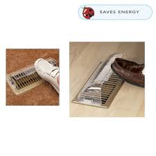 Ceiling Heat Vent Deflector by Amazon Com Amazing Air Vent Deflector Home Improvement