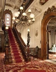 100 Victorian Interior Designs Stair Era House Plans HOUSE STYLE DESIGN
