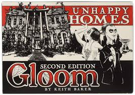 100 Keith Baker Homes Amazoncom Atlas Gloom Second Edition Expansion Unhappy