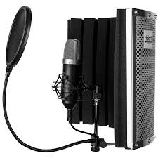 Be A Star Mini Portable Home Recording Studio Vocal Booth