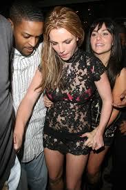 Oscar Dela Hoya Cross Dresser by Britney In See Thru Dress Drunk Hollywood Celebrity Trash