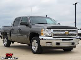 Used 2013 Chevrolet Silverado 1500 LT 4X4 Truck For Sale In Pauls ...