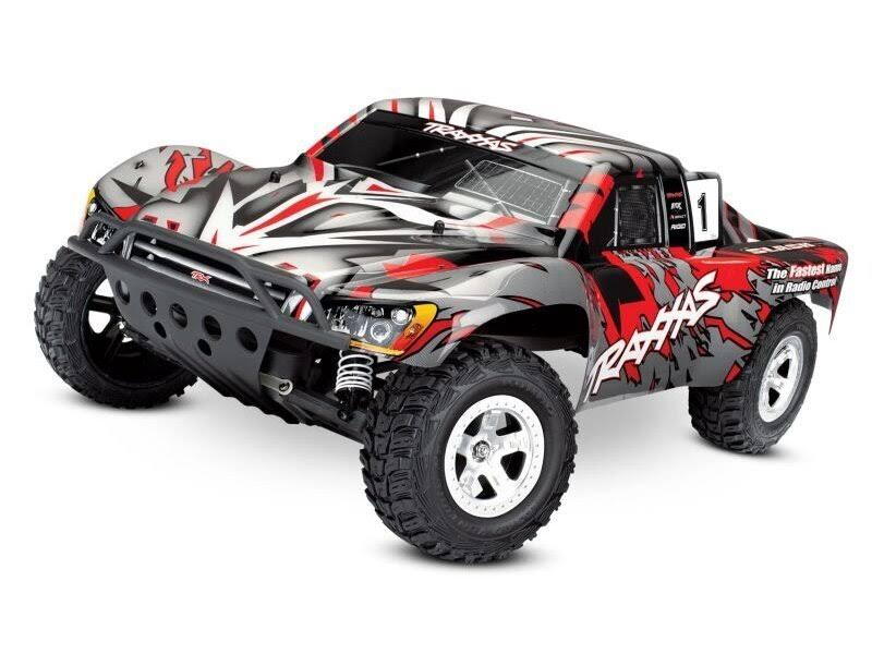 Traxxas Slash 2WD Short Course Racing Truck Red