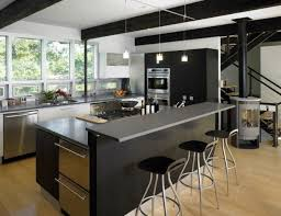idees cuisine moderne cuisine ilot central design 11 de conforama 6 idees style 990 660