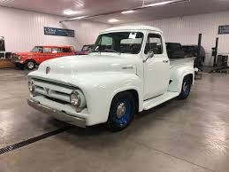 100 1953 Ford Truck F100 4Wheel ClassicsClassic Car And SUV Sales