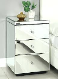 small glass bedside table ls brokeasshome com