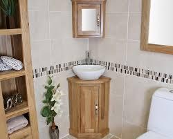 Tall Bathroom Corner Cabinets With Mirror by Bathroom Focal Point With Splendid Bathroom Sink Cabinets Amaza