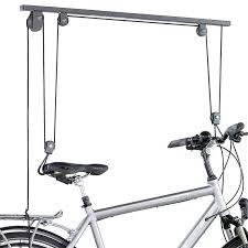 Ceiling Bike Rack For Garage by Amazon Com Kettler Spezi Bicycle Lifter Bike Hoist Pulley