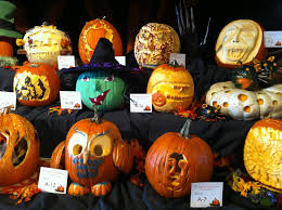 Pumpkin Contest Winners by The Asheville Foodie Pumpkin Carving Contest At Grove Park Inn
