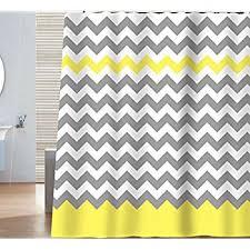 Chevron Print Shower Curtains by Amazon Com Interdesign Chevron Shower Curtain 72 X 72 Inch Gray