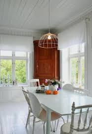 Plug In Dining Room Lighting Apartment With Plenty Of Style And Simplicity