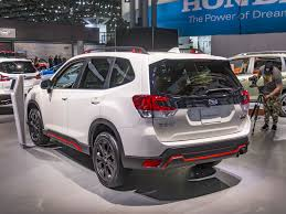 2019 Subaru Forester Suv Debuts | Kelley Blue Book With Regard To ...