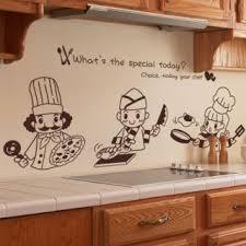 Wall Art Ideas Design Vinyl Decals Kitchen Decor Gotchic Window Stickers What Special Today Chefs Removable Murals Great Furnitures Best
