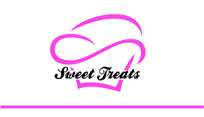 So Here Is Final Logo For Sweet Treats Bakery Their Business Card An Example Of A