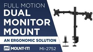 Full Motion Dual Monitor Desk Mount | MI-2752 – Mount-It! Rustic Wedding Ceremony Fan Programs Country Kraft Copper Design Program Fans Grommet Multipurpose Tarp Clips 4 Pc Graphic Tracer Professional Annual Subscription Discount Code Uscgt 14a7081 Mini Body Panels Minisportcom Sport Ashley Productions Smart Poly Weather Wheel Chart 5ct Full Motion Dual Monitor Desk Mount Mi2752 Mountit Microfiber Golf Towel With Metal And Clip Solid Rubber Plugs For Di2 Holes Set Of 5 Blackout Curtain Darja The Showroom At Americasmart Atlanta Uther Supply Cart