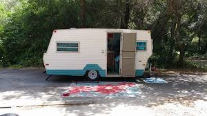 104 Restored Travel Trailers How Much Does It Cost To Repair A Vintage Trailer