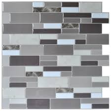 Peel N Stick Tile Floor by Kitchen Backsplash Stick On Backsplash Peel And Stick Vinyl Tile