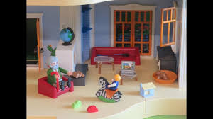 playmobil gemütliches wohnzimmer 70207 vom puppenhaus 70205