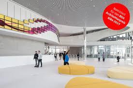 100 Bda Architects Merck Innovation Center Nominated For Nike BDA