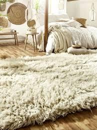 flokati luxus teppich teppich schlafzimmer schlafzimmer