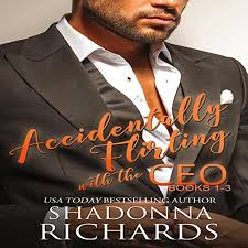 Accidentally Flirting With The CEO Books 1 3 Audiobook Cover Art