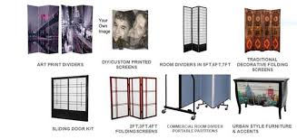 Room Dividers & Folding Screens Decorative Partitions All Sizes