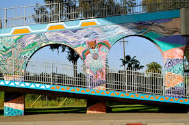 Chicano Park Murals Map by Walking Home Last Night In Brighton And Turned The Corner To See