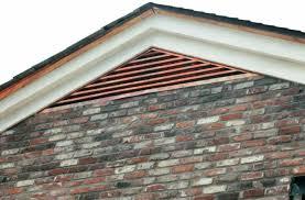 decorative roof vents roof vent attic ventilation gable vent