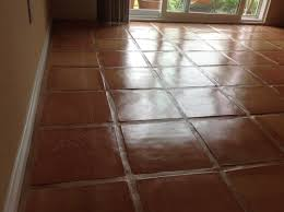 saltillo tile peeling dull california tile refinishing