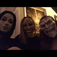 The Purge Mask Halloween Express by Snaggletooth Mask The Purge Mask Costume Os From Pamela U0027s Closet
