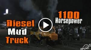 100 Diesel Mud Truck COAL TRAIN The 1100HP DIESEL POWER WAGON MUD TRUCK Carhoots