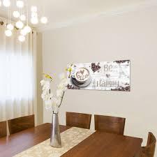 wandbild kaffee für küche oder esszimmer wandbild küche