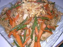 cuisine indonesienne in my s kitchen cuisine indonésienne ou antillaise bami goreng