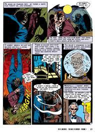The EC Archives Vault Of Horror Volume 1 HC Profile Dark